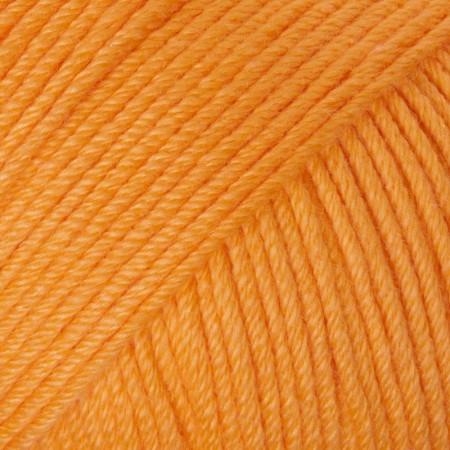 Gazzal Baby Cotton El Örgü İpliği 3416 Açık Turuncu
