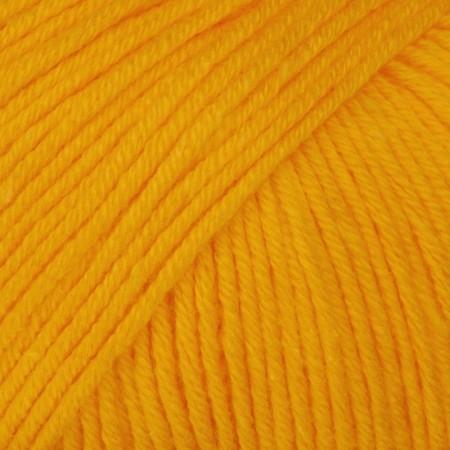 Gazzal Baby Cotton El Örgü İpliği 3417 Hardal Sarısı